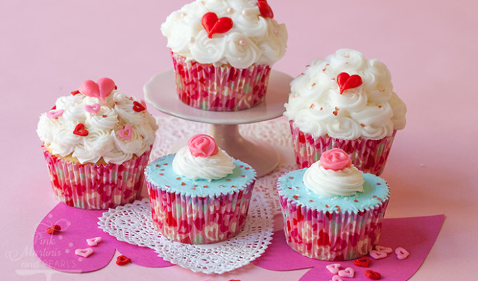Make-Ahead Frozen Buttercream Cake Decorations