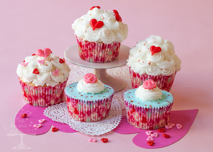 valentine's day cupcakes Wilton