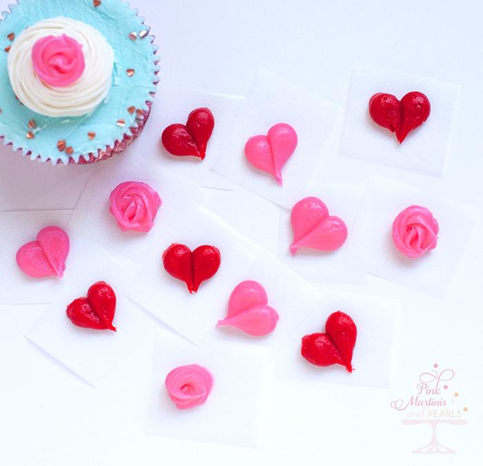 valentines day cupcakes wilton