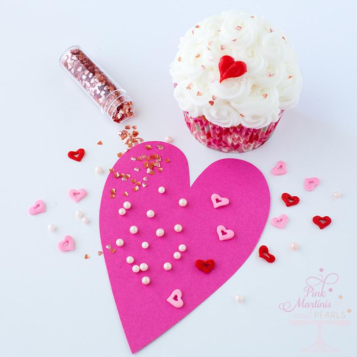 valentines day wilton sprinkles