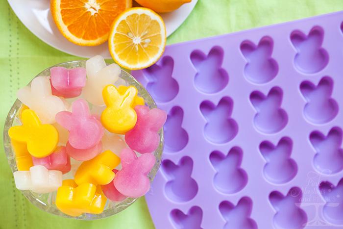 Wilton Bunny Juice Ice Cubes