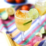 Fresh Citrus Margaritas