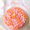 Pretty Pink Petal Cake – A Wilton Cake Decorating Technique