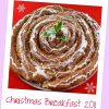 The Best Giant Make-Ahead Cinnamon Roll Ever!