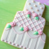 Decorated Wedding Cookies - Part 2