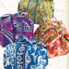 """Vera Bradley """"All Wrapped Up"""" Jewelry Roll"""